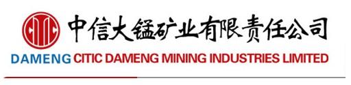 中信大锰矿业有限责任公司