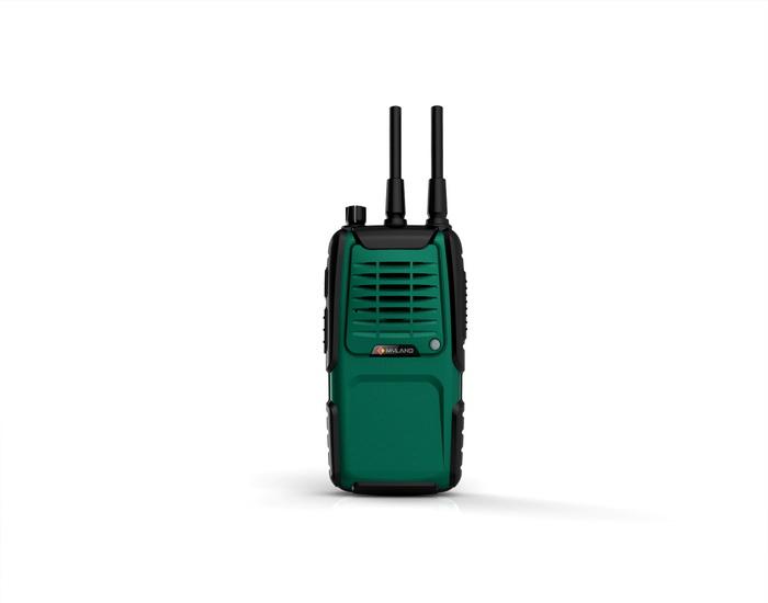 矿用无线无中心自主网应急救援指挥系统