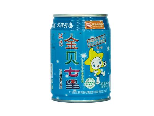 金贝七星(莲子益智仁植物饮料)