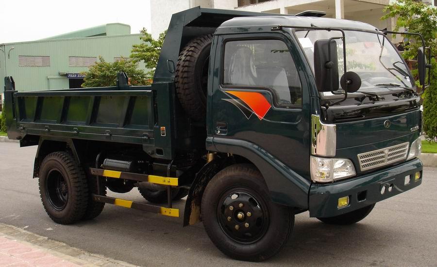 QJ5840D2型低速货车