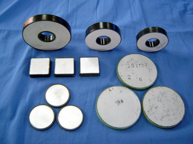 高能型氧化锌压敏电阻器