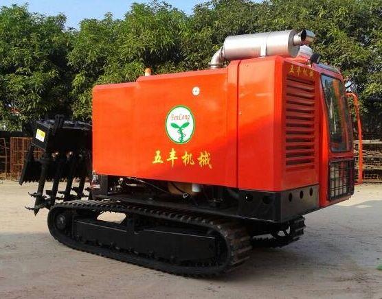 1SGL-200型自走式粉垄深耕深松机