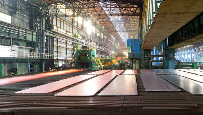 热轧碳素结构钢中厚钢板