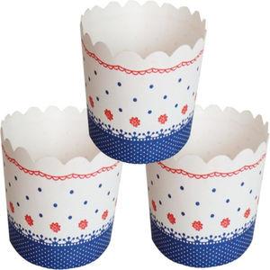 中号耐高温机制蛋糕纸杯