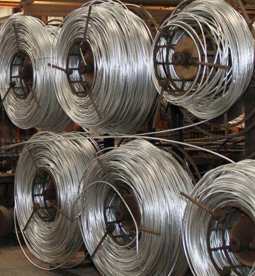 铝铆钉用高强铝镁合金母材
