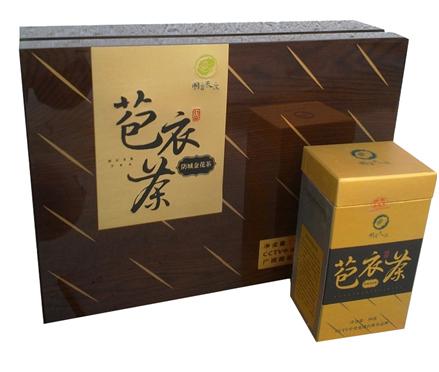 金花茶苞衣茶