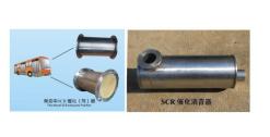 高效柴油发动机SCR催化消音器